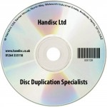 Barcoded Disc