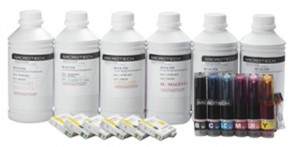 XstreamJet Printer Ink & CIS Kit