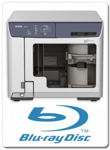 Epson Discproducer PP-50 Blu-Ray