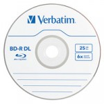 Branded BD DL Media