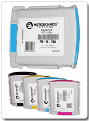 Microboards Ink Cartridges