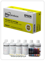 Ink Cartridges & Consumables